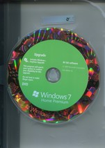 Microsoft Windows 7 Home Premium 64-Bit Media (1 Computer) GFC-00020 - $49.49