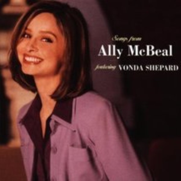 Songs From Ally McBeal Featuring Vonda Shepard Cd