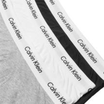 Calvin Klein CK Men's Cotton Low Rise Boxers Trunks 3 Pack Underwear U2664G-998 image 2
