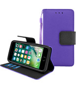 IPhone 8 / 7 Leather Wallet Pouch Case Cover - $14.99