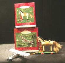 Hallmark Handcrafted Ornaments AA-191775A Collectible (2 pieces ) image 7