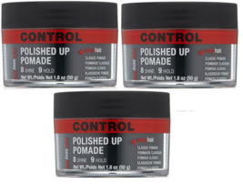 Sexy Hair Control Polished Pomade 8 shine 9 hold 1.8oz (pack of 3) - $49.99