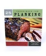 Techniques for PLANKING | 25 Recipes 25 Photos | Adler and Fertig | Cook... - $6.67