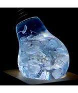 EP LIGHT Bulb Ambient Table Lamp Cosmos Effect LED 3D Lighting Blue Hydr... - $33.77+