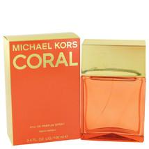 Michael Kors Coral by Michael Kors Eau De Parfum Spray 3.4 oz for Women - $110.00