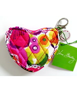 Vera Bradley Sweetheart Coin Purse Clementine Limited Edition NWT - $23.00