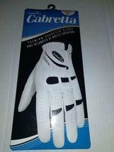 Men's Intech Cabretta Golf Glove - Left - XL image 3