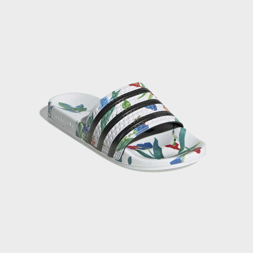 Primary image for Adidas Originals Women's Floral Adilette Slides EE4851