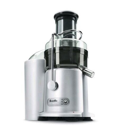 Breville Juicer Extractor Electric Machine Fruit Vegetable Press Cold Wide Maker