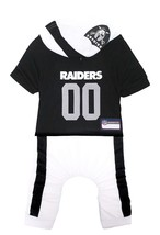 NFL Dog. New Cute Pajama Outfit for Dogs & Cats. Licensed Pet Costume. 32 - £14.74 GBP