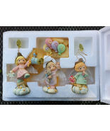 Bradford Editions Life's Little Lessons Ornament Collection # 68832 with... - $32.00