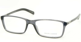 New Polo Ralph Lauren Ph 2101 5407 Transparent Grey Eyeglasses Frame 53-17-140mm - $84.14