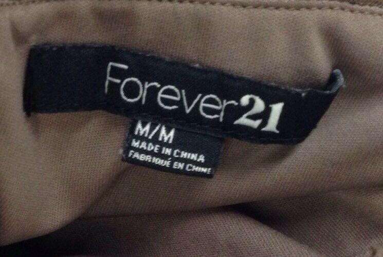 Forever 21 Womens M Medium Dress Zipper Adjustable Strap
