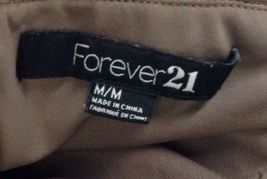 Forever 21 Womens M Medium Dress Zipper Adjustable Strap image 7