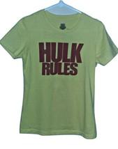 "Wwe Hulk Hogan 30th Anniversary Of Hulkamania ""Hulk Rules"" (Sm) T-Shirt - $9.75"