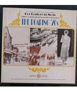 The Roaring  '20s Vinyl 3-Lp Record Box Set (1974 Longines Symphonette Society) - $14.80
