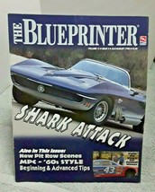 AMT Ertl Blueprinter Newsletter Volume 12 Issue 4 1998 Corvette - $11.30