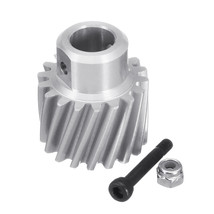 Alzrc Devil 505 Fast Rc Helicopter Parts Cnc Metal Helical Gear 18T - $19.98