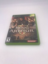 King Arthur (Microsoft Xbox, 2004) Based on Movie Starring Clive Owen - $8.90