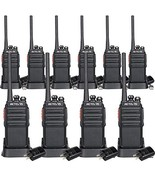 Retevis H-777S Walkie Talkie FRS Radio Rechargeable Security Two Way Rad... - $138.42