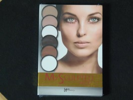 Factory Sealed It Cosmetics My Sculpted Face Palette Contour + Highlight $70 - $44.55
