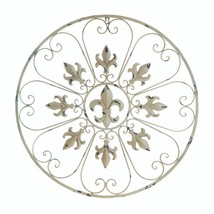 Wall Decor Metal, Vintage Wrought Iron Wall Decor For Home - $58.88
