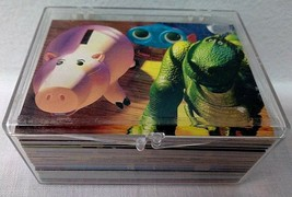 TOY STORY TRADING CARDS - $9.89