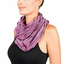 Champion Lightweight Snap Scarf Shrug Drape Choose Color Wear Different Ways NIP image 9