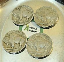 Buffalo Nickel 1934, 1935, 1936 and 1937  AA20BN-CN6091 image 10