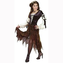 Gypsy Rose Adult Womens Halloween Costume Size Small Medium 2-8 NEW - $21.73