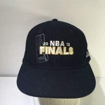 2012 NBA Finals Adidas Fitted Cap Hat - $14.25
