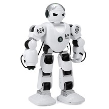 Ntelligent rc robot funny indoor outdoor game toys 2 4g dancing battle model toy multi thumb200