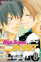 Used High School Debut Vol 8 English Manga - $5.99