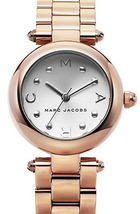 Women's Marc Jacobs Watch Rose Gold 26MM $275 MSRP - $175.00