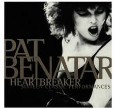 Pat Benatar - Heartbreaker - Sixteen Classic Performances - CD - FREE SH... - $9.99
