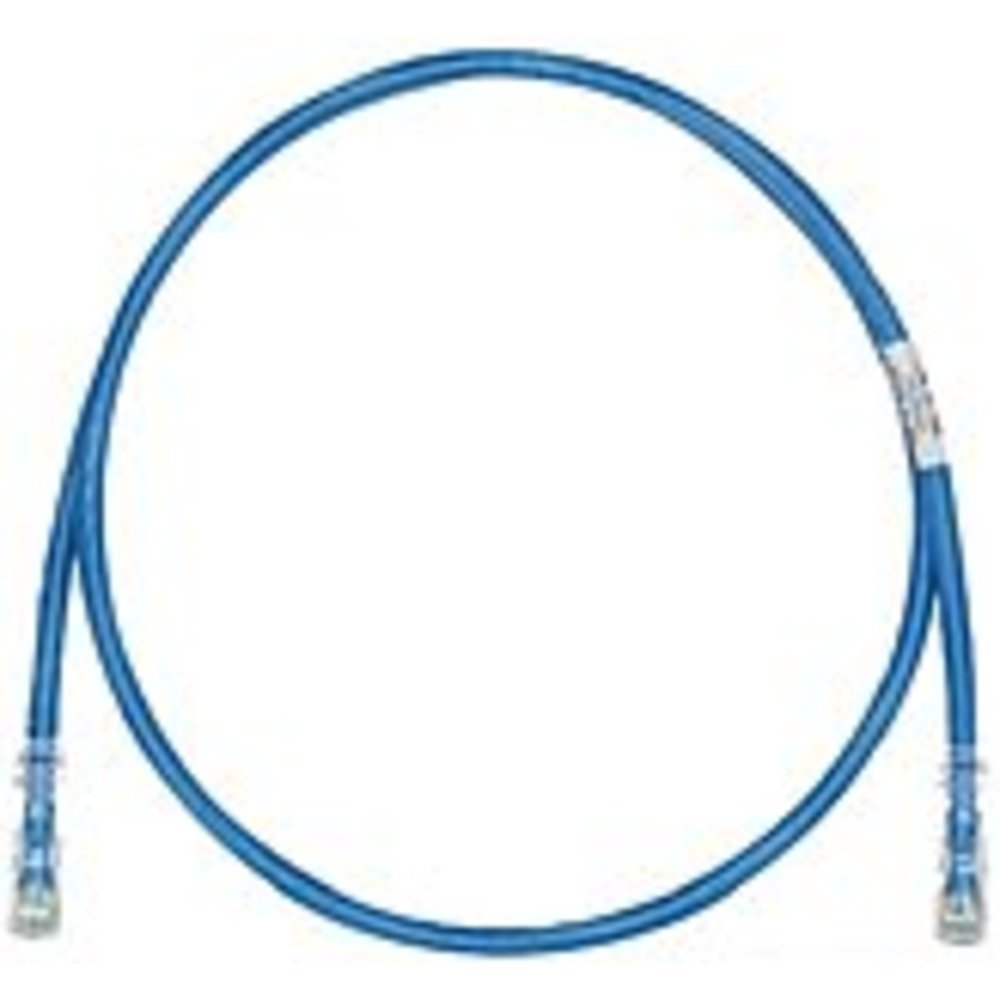 PANDUIT TX6 Plus Cat.6 UTP Patch Cable - RJ-45 Male Network - RJ-45 Male Network - $16.95