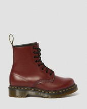 Dr Martens Women Boots 1460 Smooth Black and Cherry Red Smooth Available - $140.00