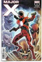 MAJOR X #1 (OF 6)  (Marvel 2019) - $10.00