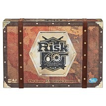 60th Anniversary Risk Board Game Edition from Hasbro - $39.59