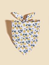Floral printed pet scarves, Dog bandanas, Cat bandanas, Pet gifts, Pet birthday - $10.60
