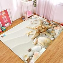 3D Shell 23 Non Slip Rug Mat Room Mat Quality Elegant Photo Carpet UK Summer - $106.68+