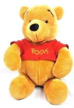 "Disney Exclusive Winnie the Pooh Plush Bear 13""  - $16.83"