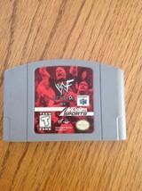 WWF Attitude (Nintendo 64, 1999) - $7.99