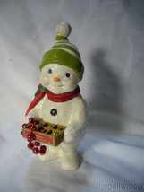 Bethany Lowe Deck the Halls Snowman no. TD 9080 image 1