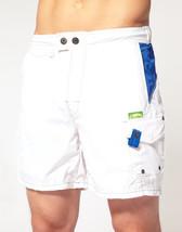 G Star Raw BI Charley Swim Shorts White Size XXXL BNWT 100% Authentic - $39.75