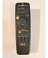 NEC RD-348E Projector Remote Control Genuine MT820 MT1000 MT810 MT1020 - $11.87