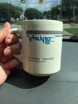 Reynolds and Reynolds Company Vim Net 5 Vintage Mug Coffee Cup ReyRey - $12.64