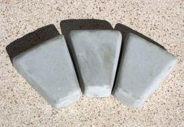 "DIY 6"" Keystone Concrete Cobble Molds #P6522-12 Make 1000s Pavers For Pennies Ea image 3"