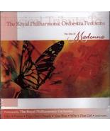Hits of Madonna [Audio CD] Rpo - $16.83