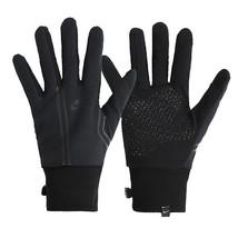 Nike Men's Tech Fleece Running Gloves Touch Screen Glove Black DC8655-010 - $49.99+